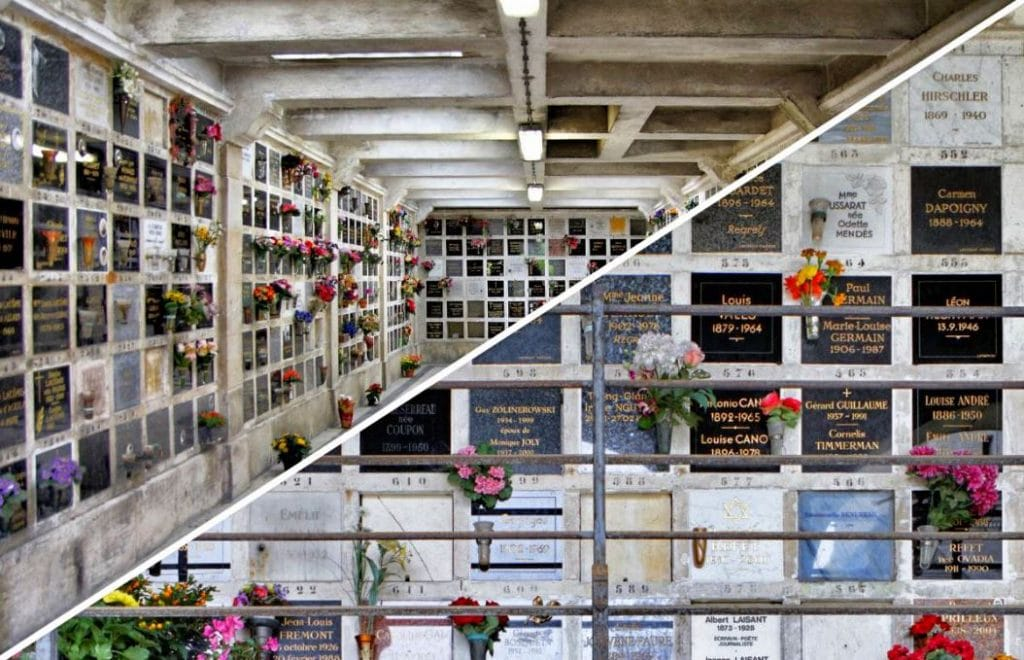 Case Columbarium