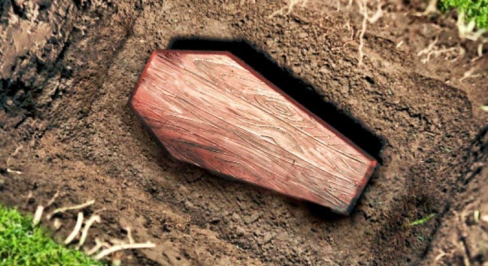 Exhumation Cercueil