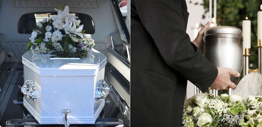 Inhumation Ou Cremation